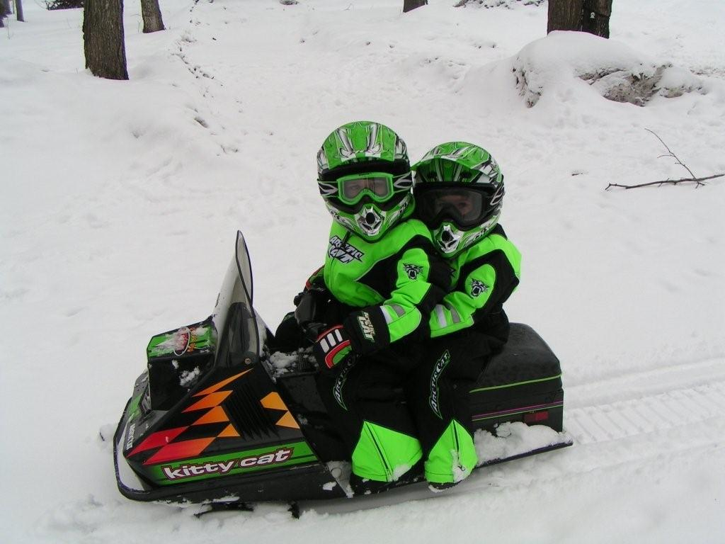 Snowmobile Stories and Photos