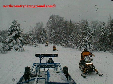 SNOWMOBILING 2006